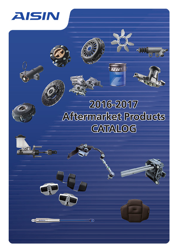 2016 Aisin Seiki AM Catalog