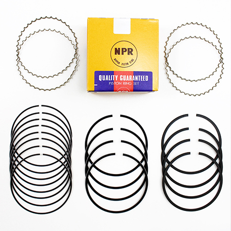 NPR Piston Rings GJ Parts